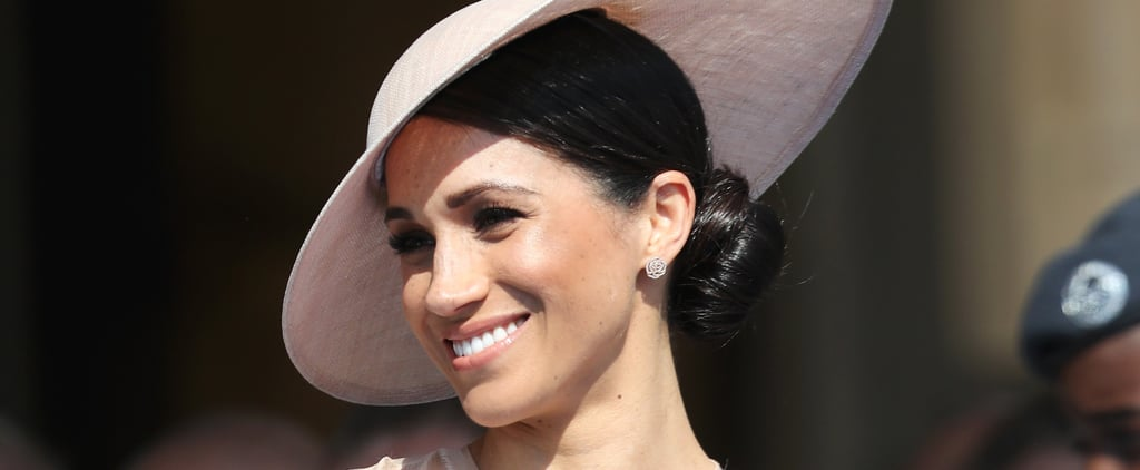 Meghan Markle's Diamond Tennis Bracelet