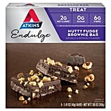 Atkins Endulge Nutty Fudge Brownie Bar Treats