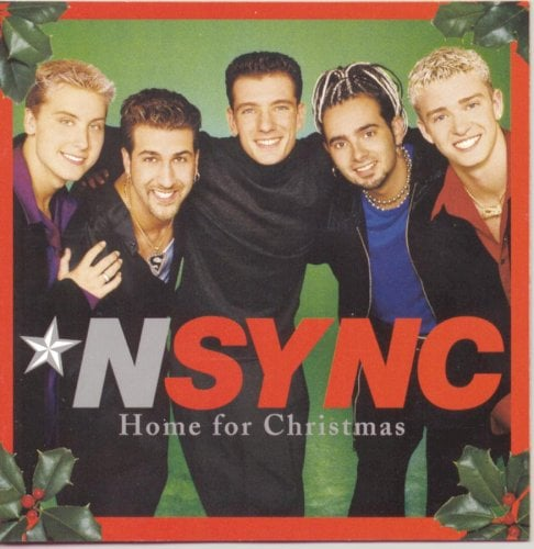 'NSYNC's Home For Christmas Album ($15)