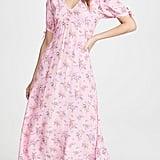 FAITHFULL THE BRAND Daija Midi Dress