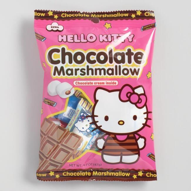 Hello Kitty Chocolate Marshmallow Set