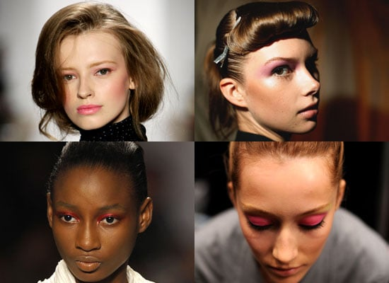Trend Alert: Pink Eye Shadow For Spring