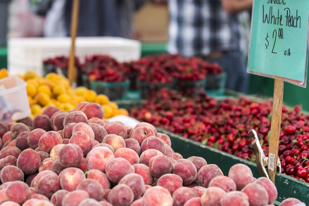 Peruse a Farmers Market