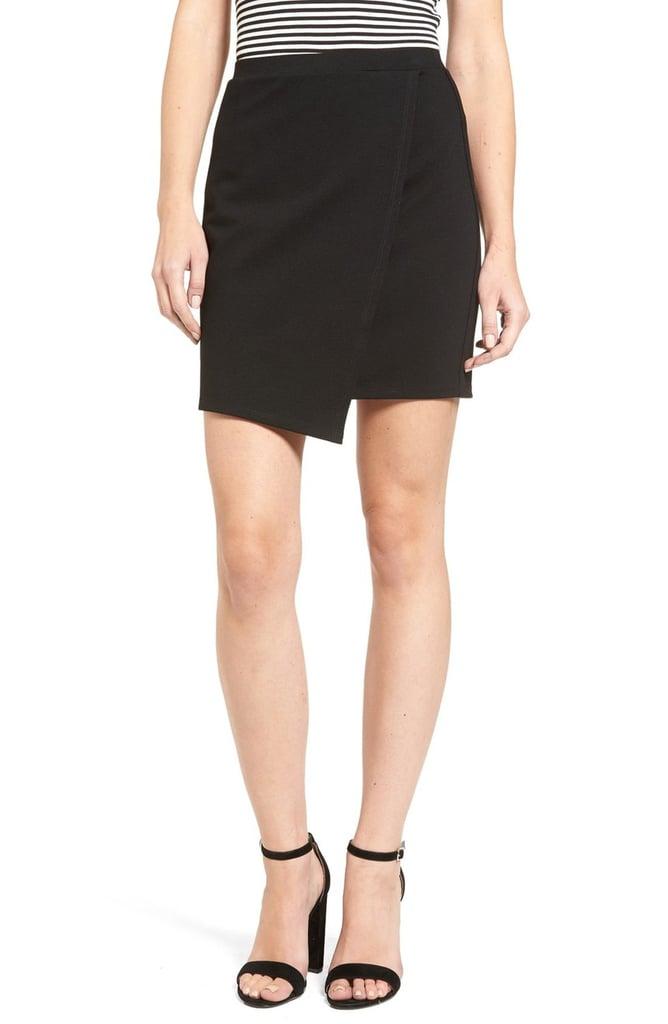 Soprano Cross Front Miniskirt ($25)