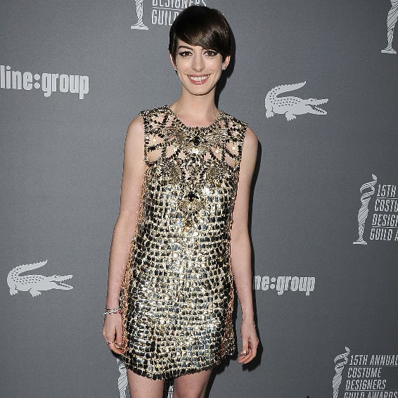 Anne Hathaway's Diet And Exercise Routine