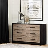 South Shore Londen 6-Drawer Double Dresser