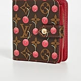 What Goes Around Comes Around Louis Vuitton Zippy Compact Wallet
