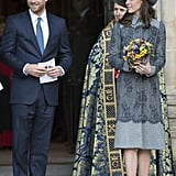 Kate Middleton at Commonwealth Observance Day 2016