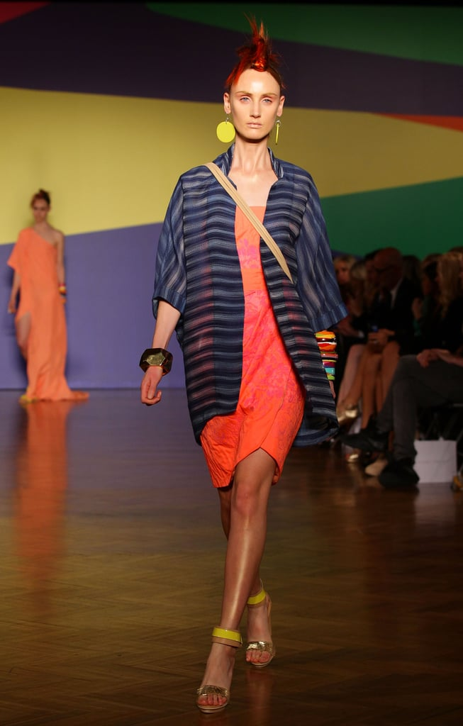 2012 MBFWA: Ginger and Smart