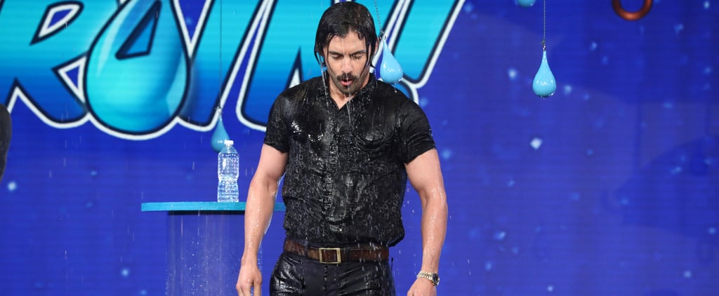 Milo Ventimiglia Getting Soaking Wet For Charity Will Make You Forget All About Jack's Death