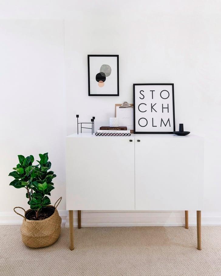 ikea besta hacks popsugar home. Black Bedroom Furniture Sets. Home Design Ideas
