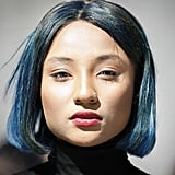 LA Hair Trend: Dramatic Hair Colour