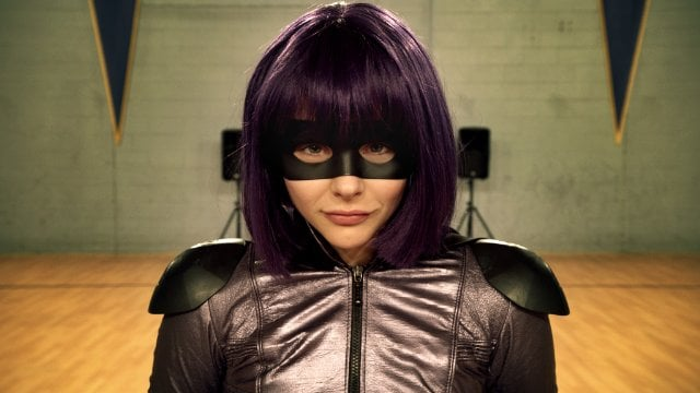Kick-Ass 2  Who's starring: Chloë Moretz, Aaron Taylor-Johnson, and Jim Carrey Why we're interested: This time around, Hit-Girl (Moretz) is a little older and a little snarkier, and we'll get to see how her foul mouth plays off of Carrey as Colonel Stars and Stripes. When it opens: Aug. 16 Watch the trailer for Kick-Ass 2.