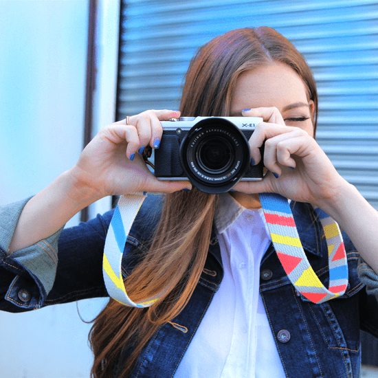Snap! Make Your Own Cool Camera Strap