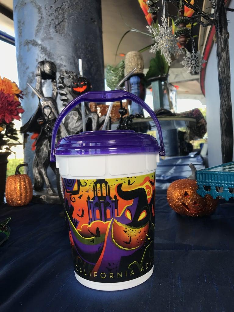 Disneyland Halloween Popcorn Bucket 2018.The Disneyland California Adventure Popcorn Bucket