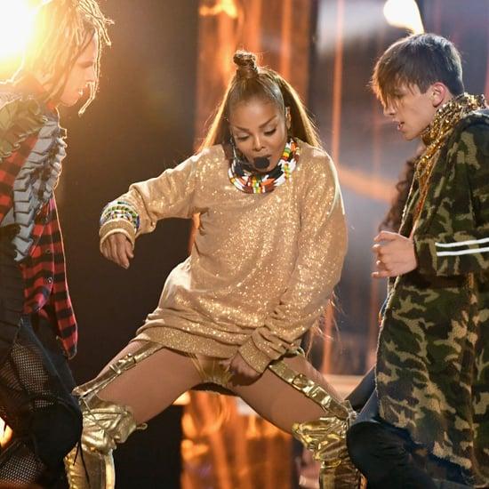 Janet Jackson Billboards Performance 2018 Video