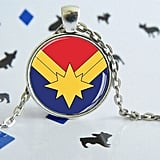 Captain Marvel — Necklace ($8)