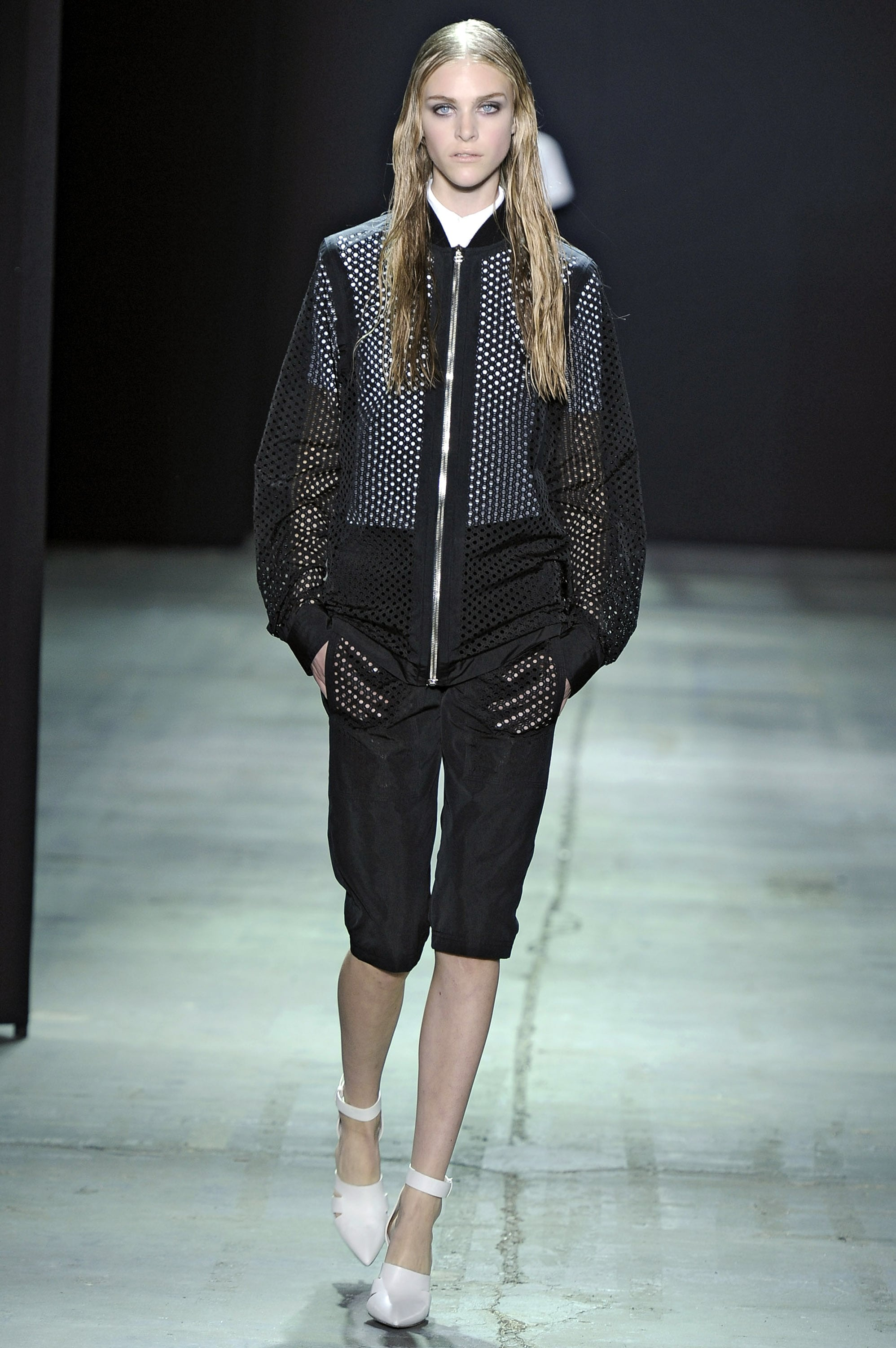 Runway Review And Pictures Of Alexander Wang Spring 2012