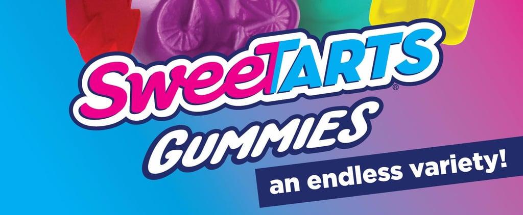 Sweetarts Debuts New Gummy Candies!
