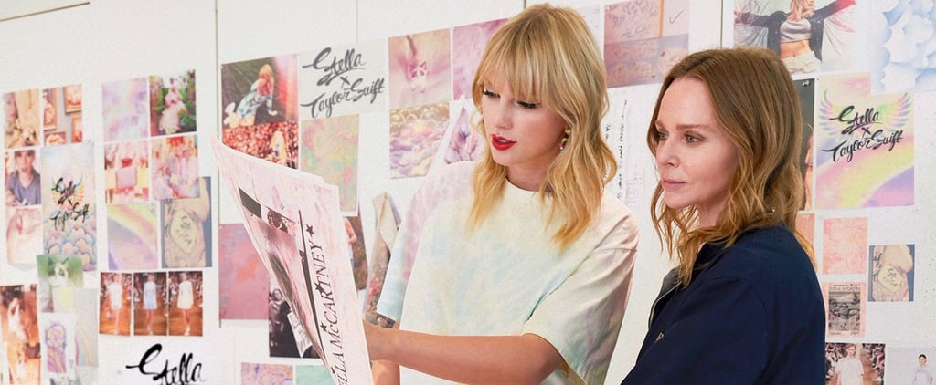 Taylor Swift Stella McCartney Collaboration