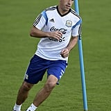 Argentina: Maxi Rodríguez