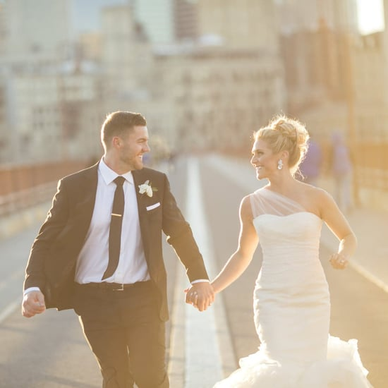 Modern Minneapolis Wedding