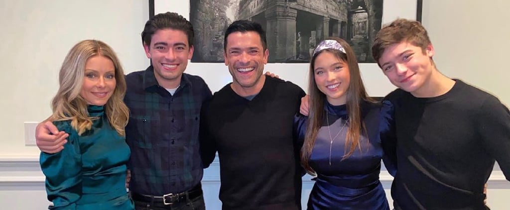 Kelly Ripa and Mark Consuelos Quotes on Parenting in People
