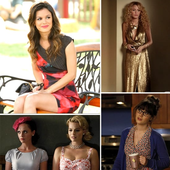 Best Fashion From TV Shows 2011