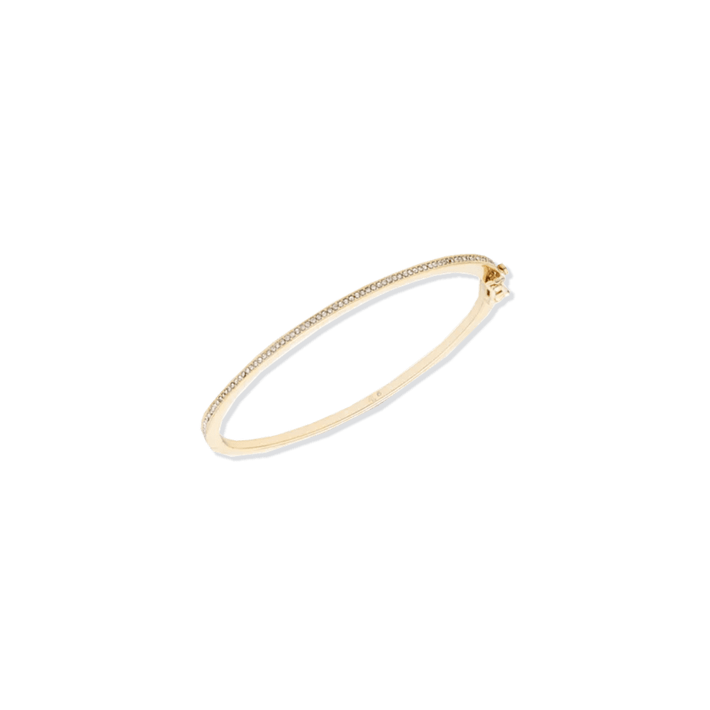 Lauren Ralph Lauren Pavé Bangle Bracelet