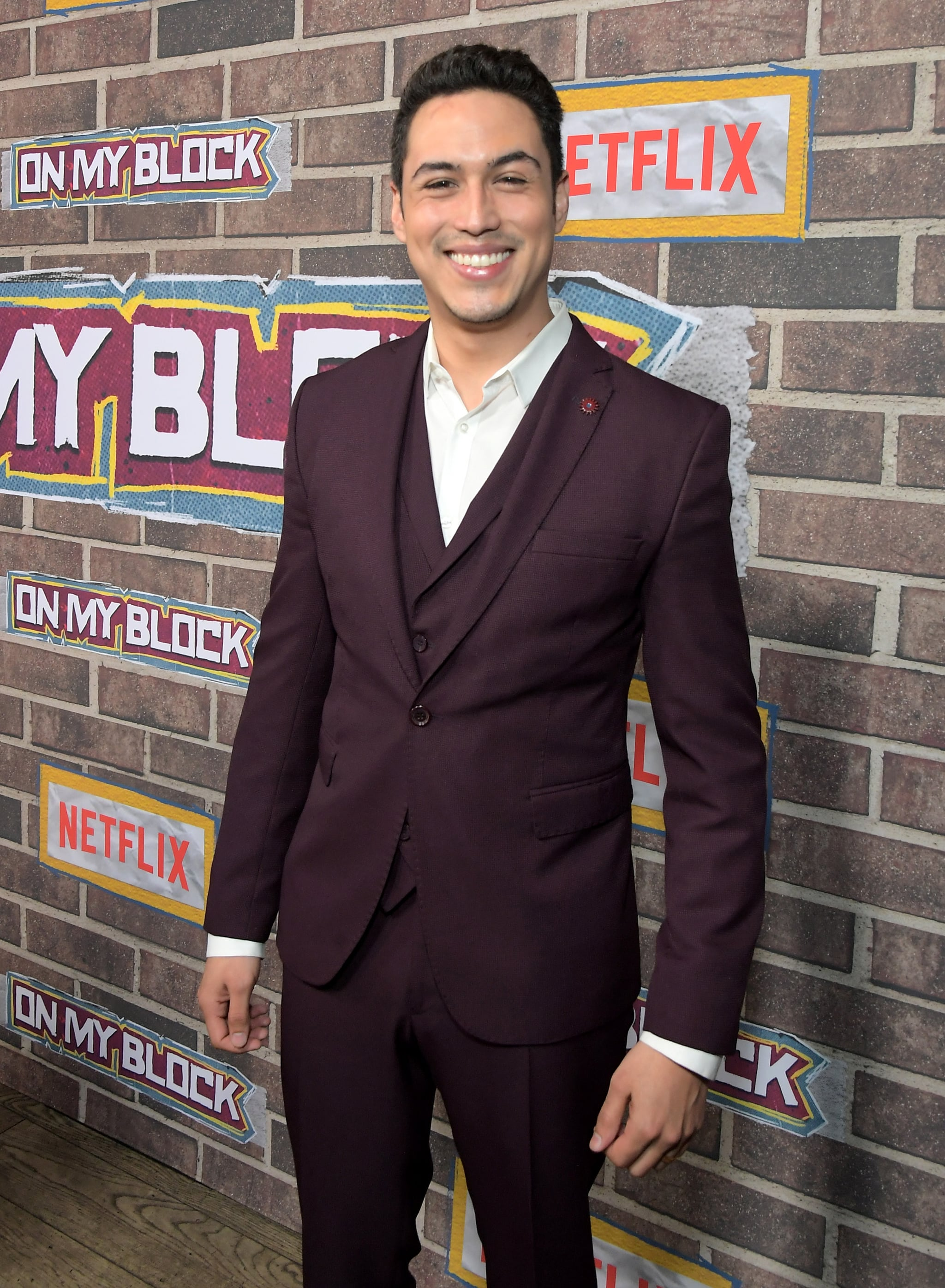 LOS ANGELES, CALIFORNIA - MARCH 27: Julio Macias attends the 'On My Block' S2 Launch Event at Petty Cash Taqueria on March 27, 2019 in Los Angeles, California. (Photo by Charley Gallay/Getty Images for Netflix)