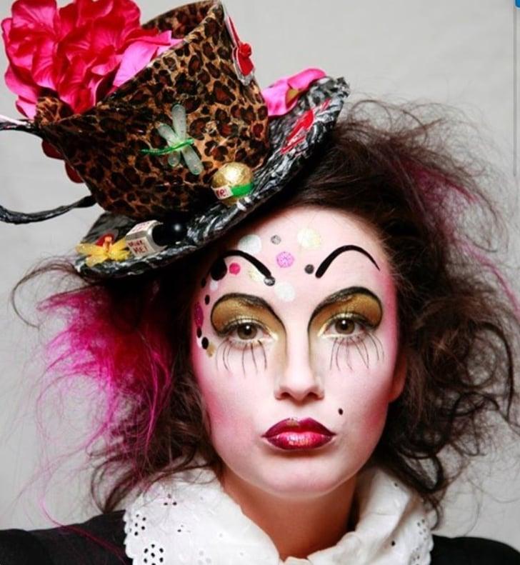 alice in wonderland halloween makeup ideas popsugar beauty