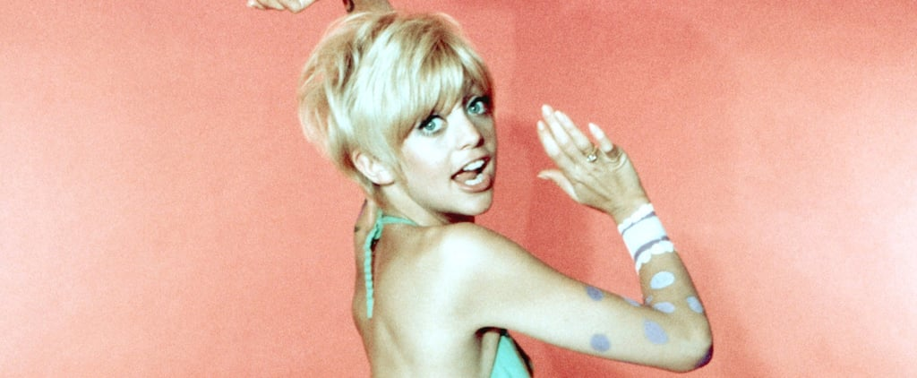 Look Back on Goldie Hawn's Best Swimsuit Moments, From the '60s to Now