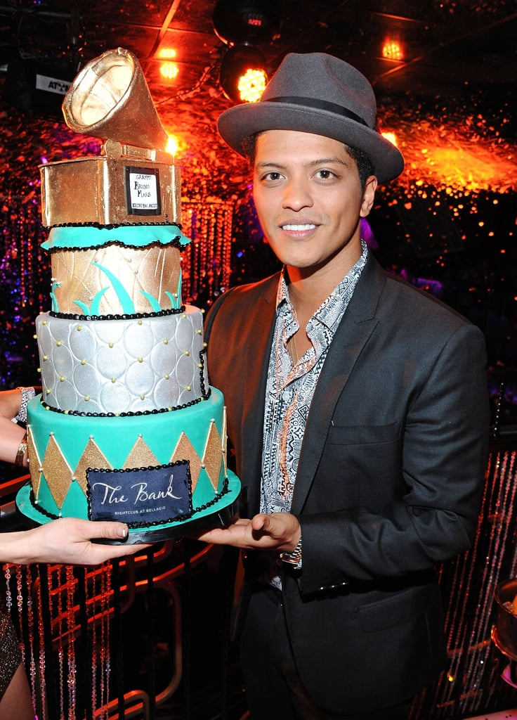 He Looks Almost as Edible as This Cake