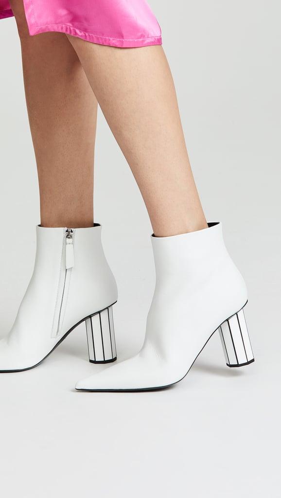 Proenza Schouler Booties With Mirror Heel