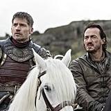 Ser Bronn of the Blackwater Kills Cersei