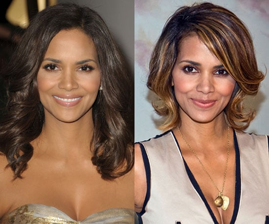 Which hairstyle is better on Halle Berry?