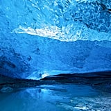 Glacier Ice Cave, Iceland