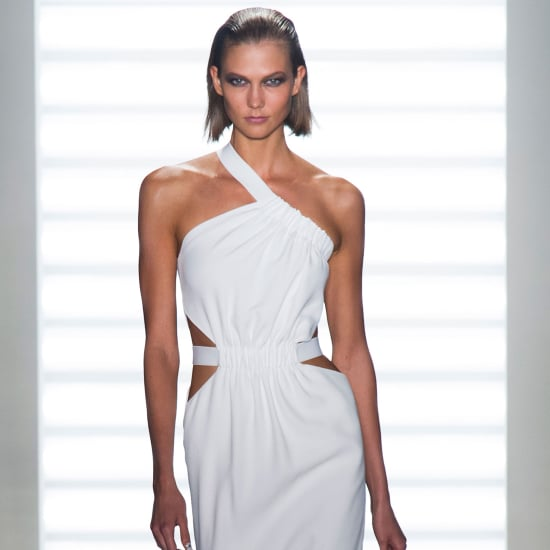2014 Spring New York Fashion Week Runway Cushnie et Ochs
