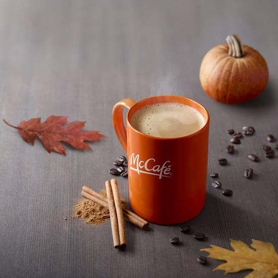 McDonald's Is Bringing Back the Pumpkin Spice Latte