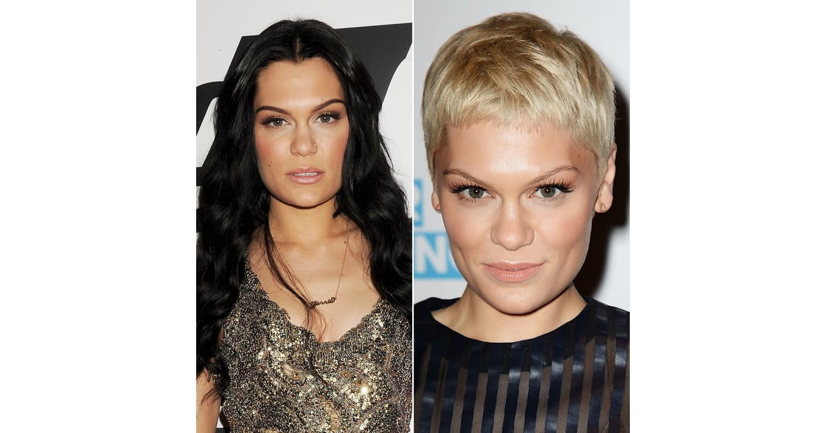 Jessie J Hairstyle: Celebrities Who Cut Their Hair Short