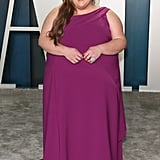 Chrissy Metz at the Vanity Fair Oscars Party