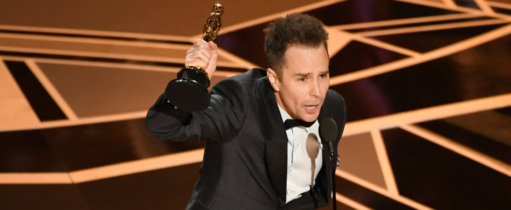 Sam Rockwell's Acceptance Speech at the 2018 Oscars