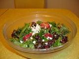Strawberry, Feta, and Snap Pea Salad