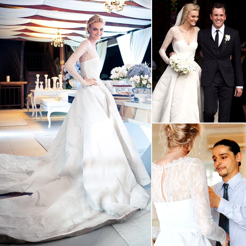 Ugliest Celeb Wedding Dress: 12 Of The Best Celebrity Designer Wedding Dresses