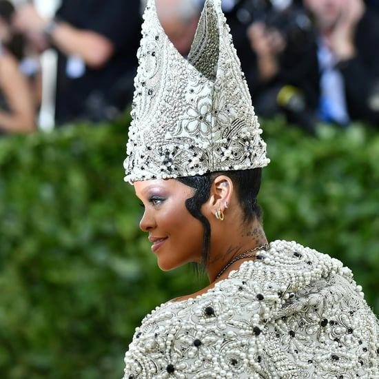 Rihanna's 2021 Met Gala Afterparty