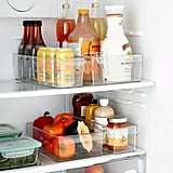 Refrigerator Organization Bins Set of 4