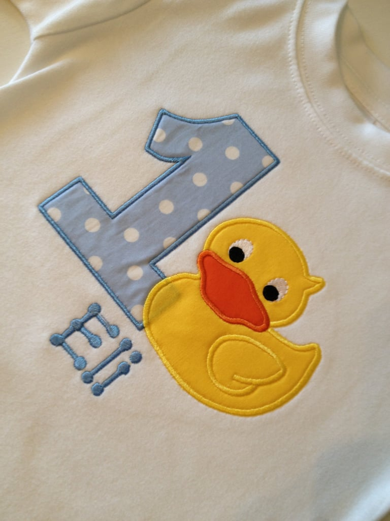 Gramme's House Rubber Duckie Shirt