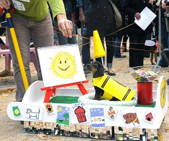 Howl-o-Ween Heroes: Tompkins Square Dog Parade Pics