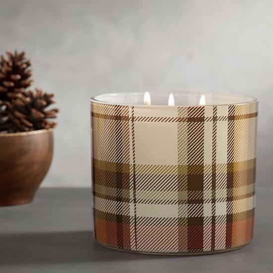 Fall Candles From Pottery Barn