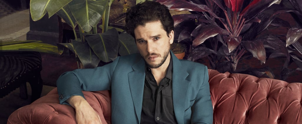 Kit Harington's Esquire Cover May 2019
